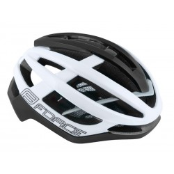 Casco Force Lynx Blanco,negro